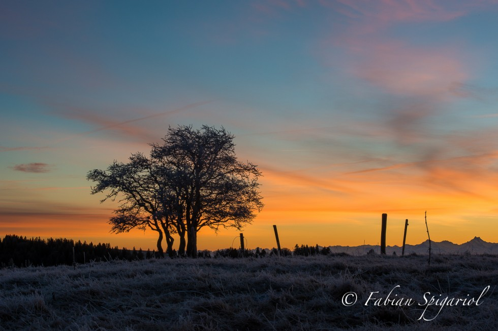 Solstice d'hiver…